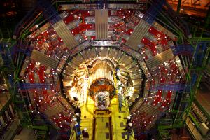 world's largest silicon detector