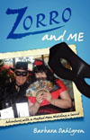 Cover of book, Zorro and me