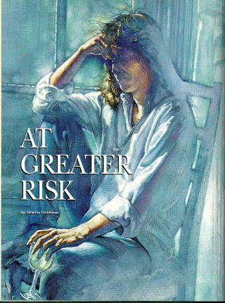 book cover of At Greater Risk